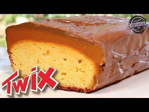 How to make a GIANT TWIX BAR - Cake DIY