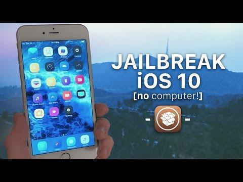How to Jailbreak iOS 10! (No Computer) [iOS 10-10.2]