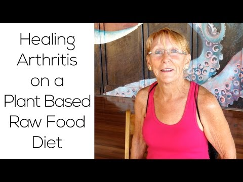 74 Year Young Cecile Heals Arthritis on Plant Based, Raw Food Diet