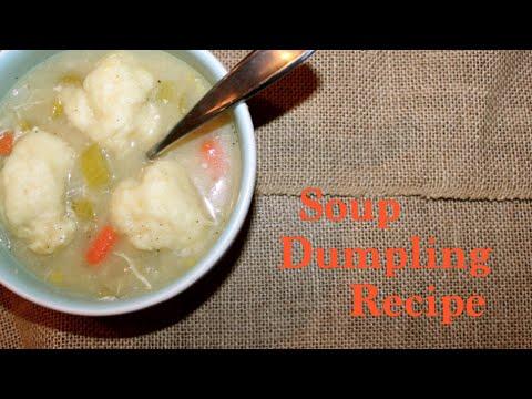 Soup Dumpling Recipe