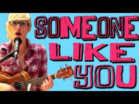 Someone Like You - Walk off the Earth (Adele Cover)