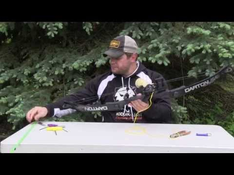 How To Set Up a Bowfishing Bow