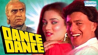 Dance Dance Hindi Full Movie - Mithun - Mandakini - Smita Patil - Bollwyood Old Hindi Movie