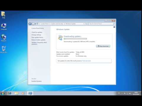 How to change  language windows 7 ultimate