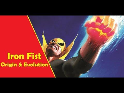 Origin and Evolution of Iron Fist  // Superhero Origin Episode