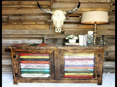 DIY Rustic Farmhouse Decorating Ideas - Home Decor & Interior Design