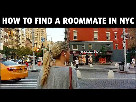 How to Find a Roommate in New York City