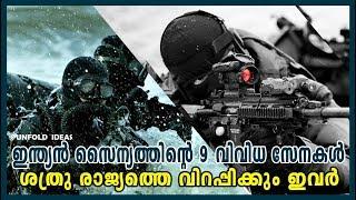 ശത്രുക്കൾ ഭയപ്പെടുന്ന ഇന്ത്യൻ സേനകൾ   Strongest Special Forces of India