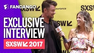 Josh Duhamel and Giancarlo Esposito on This Is Your Death - Exclusive SXSW Interview (2017)