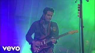 Going Down The Road Feeling Bad (Live on Letterman)