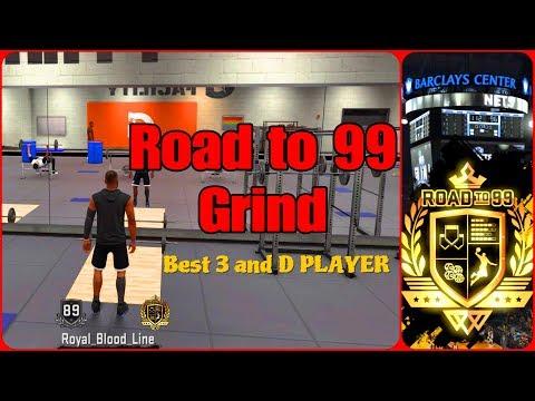 Pro-Am team chemistry building 90 overall grind   NBA 2K18 MyCareer