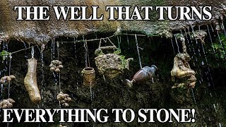 Download The Well That Turns EVERYTHING To Stone! Video