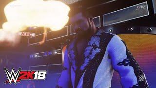 Bobby Roode pick his WWE 2K18 dream entrance mashup