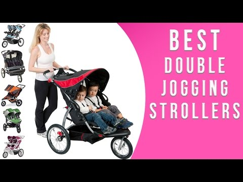 Best Double Jogging Stroller – TOP 5 Double Jogger Strollers