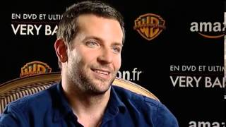 Bradley Cooper Speaking French In An Interview