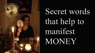 Demon Bune - Meditation Video  Gaze at the sigil  More money
