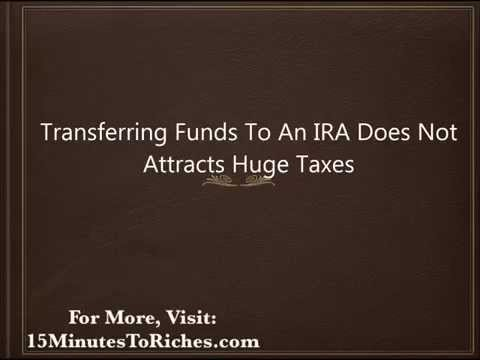 What Are The 401k Rollover Tax Implication