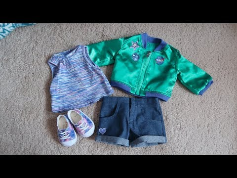 *Review* American Girl Doll Luciana's Stellar Outfit!