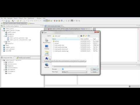How to convert COBOL EBCDIC data to xml and vice versa using DataTransformation