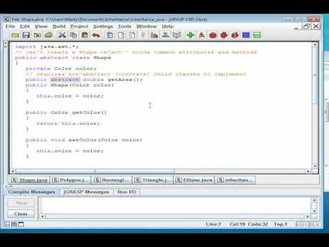 Java #18 - Inheritance (remixed)