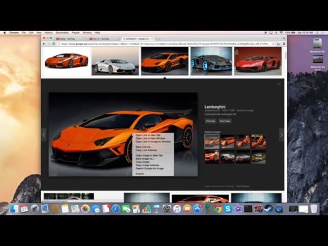 How To Save Pictures From Google Images To You Mac Book