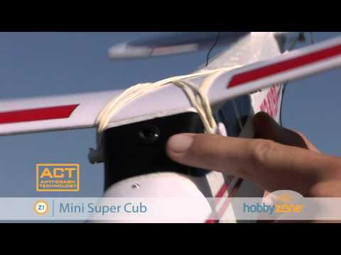 Mini Super Cub RTF by HobbyZone