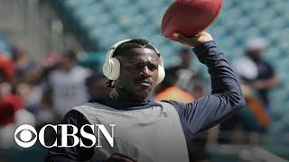 Antonio Brown accuser to meet with NFL officials