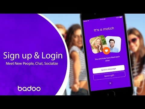 Badoo - Meet New People, Chat, Socialize - Sign up