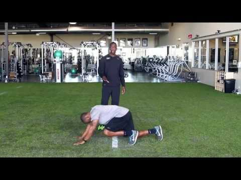 Perfect Your 40-Yard Dash With Michael Johnson's Start Stance Technique