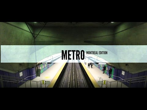 The Metro | Montreal's Rapid Transit System