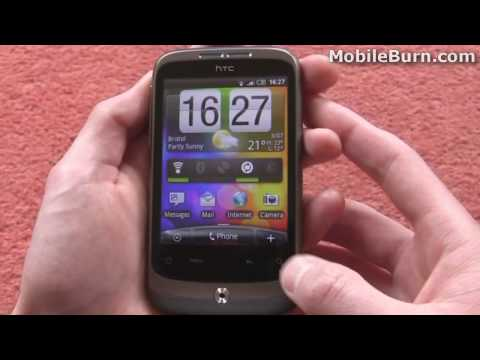 Htc Wildfire Review Part 1 Of 2