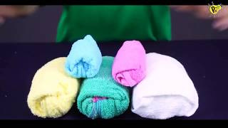 Download TOWEL #6 CREATIVE IDEAS ||LIFE HACKS WITH TOWEL|| PRINCE #LIFE HACKS Video