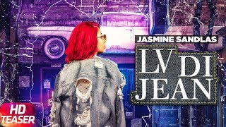 Teaser | Lv Di Jean | Jasmine Sandlas | Preet Hundal | Speed Records