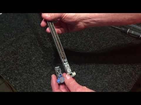 Window Repair Part 2, Pivot Shoes and Balances