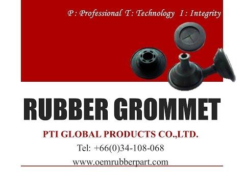 CUSTOM RUBBER GROMMETS TEL: 02-489-5525