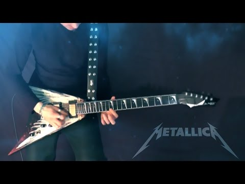 Metallica Welcome Home (Sanitarium) Full Instrumental Dual Guitar Cover w/Solos (HD sound and image)