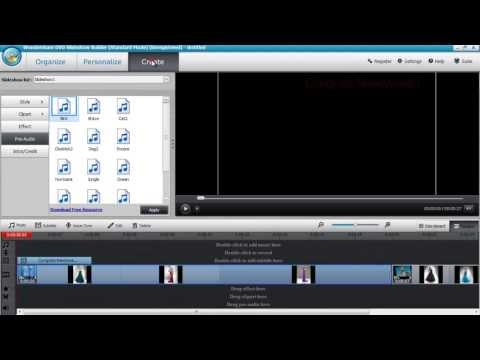 DVD Photo Slideshow Maker