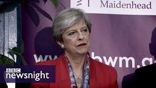 Have Theresa May