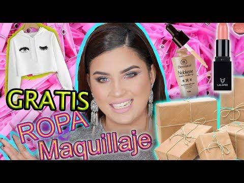Cómo obtener Maquillaje y productos gratis para Influencers o Youtuber / HAUL