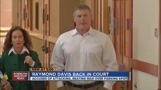 Raymond Davis back in court