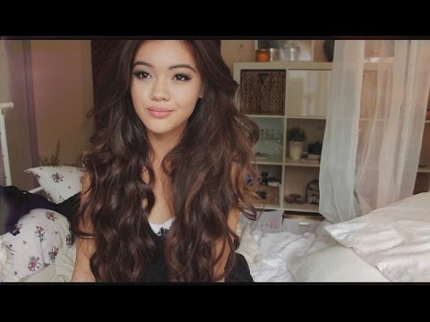 Get Ready With me: Homecoming Makeup and Hair