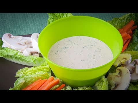 Best Ranch Dressing Recipe