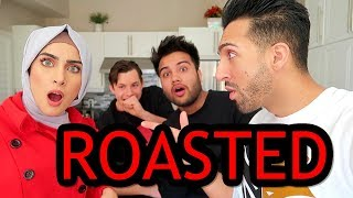 ROASTING EACH OTHER (Hilarious!!)