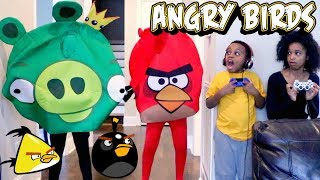 ANGRY BIRDS ATTACKS Bad Baby Shiloh and Shasha - Onyx Kids