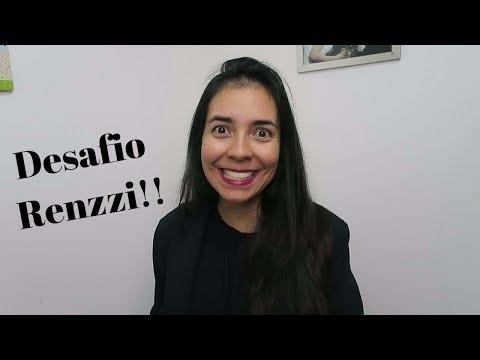 DESAFIO RENZZI - APRESENTAÇÃO + FAÇA SUA VIDA INTERESSANTE