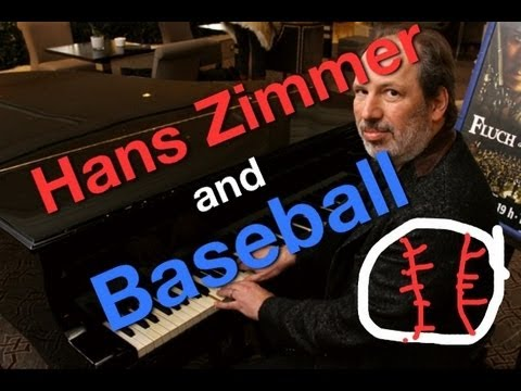 Hans Zimmer And Baseball