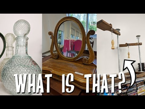 Thrift with Me at Goodwill-Hunting for Home Decor & More!