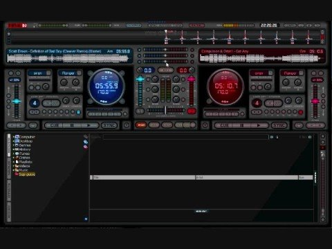 Your first day with virtual dj 8.