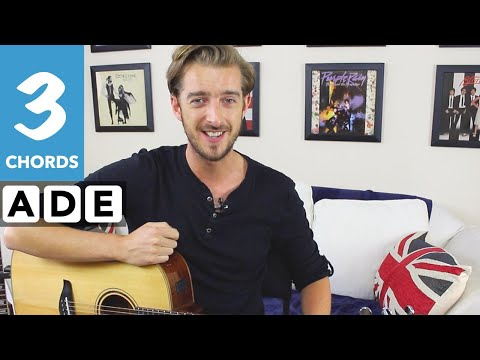 Glory Days - Play 10 Songs With 3 Easy Chords - Beginner Guitar Lesson