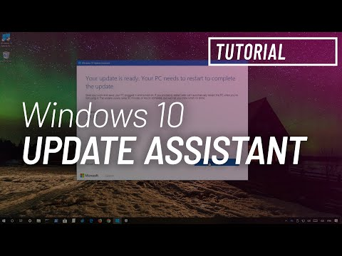 Windows 10 tutorial: Upgrade to October 2018 Update, 1809, Assistant tool